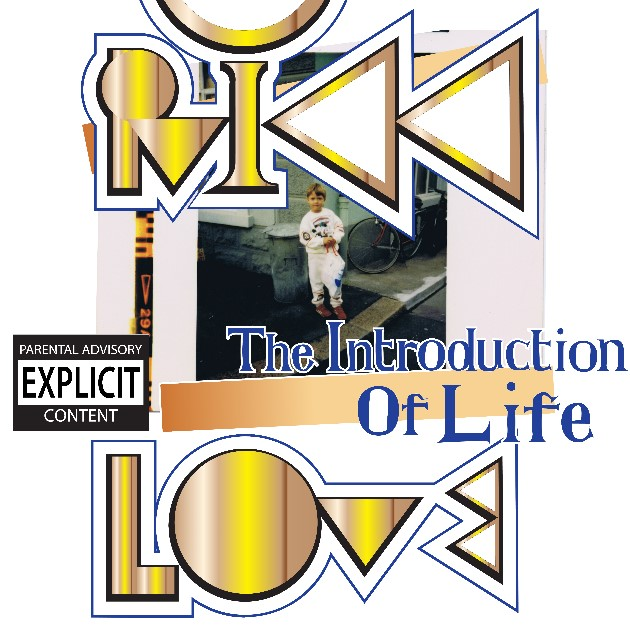 Rikk Love - The Introduction Of Life - Debut album.